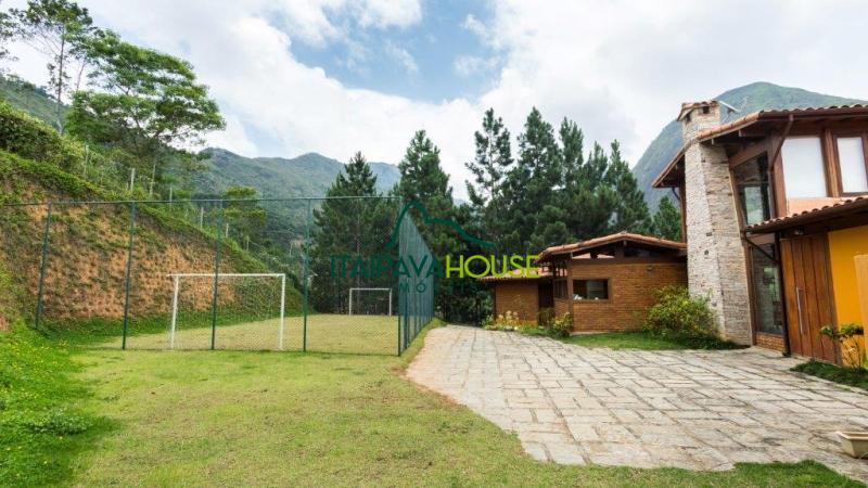 Casa para Temporada  à venda em Araras, Petrópolis - RJ - Foto 49