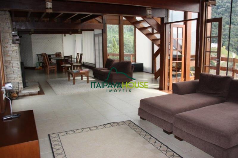 Casa para Temporada  à venda em Araras, Petrópolis - RJ - Foto 19