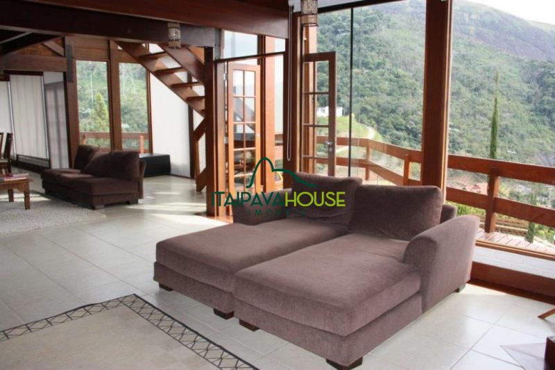 Casa para Temporada  à venda em Araras, Petrópolis - RJ - Foto 18
