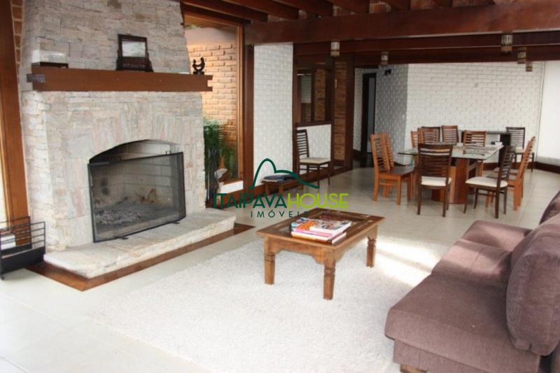 Casa para Temporada  à venda em Araras, Petrópolis - RJ - Foto 16