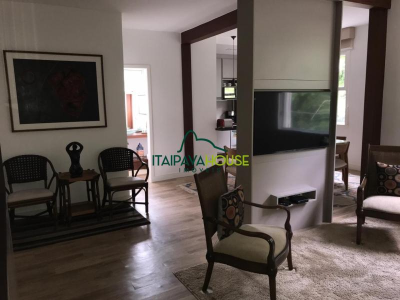 Apartamento para Alugar  à venda em Itaipava, Petrópolis - RJ - Foto 1