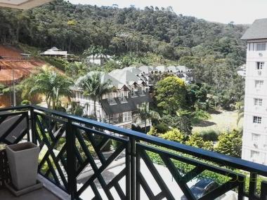 [CI 254] Apartamento em ITAIPAVA, Petrópolis
