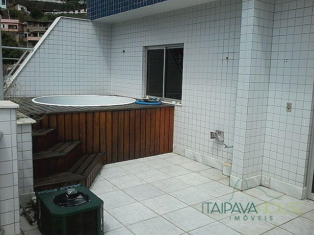 Cobertura para Alugar em Nogueira, Petrópolis - Foto 3
