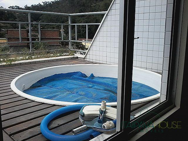 Cobertura para Alugar em Nogueira, Petrópolis - Foto 2