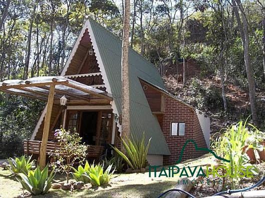 Foto - [674] Casa Petrópolis, Itaipava