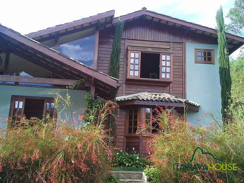 Casa à venda em ITAIPAVA - PRÓXIMO, Petrópolis - RJ - Foto 1