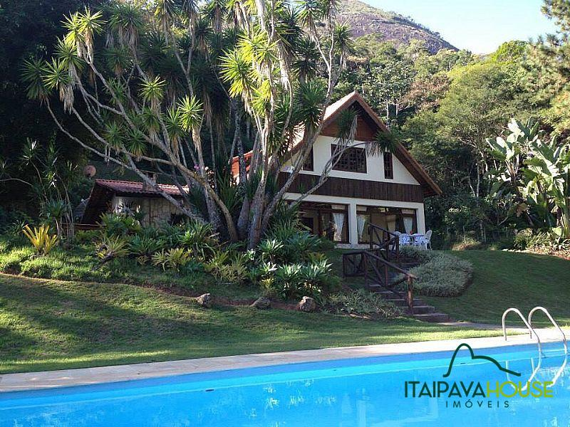 Foto - [741] Casa Petrópolis, Itaipava