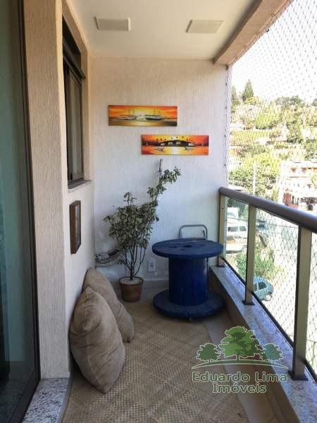 Apartamento à venda em Nogueira, Petrópolis - RJ - Foto 19