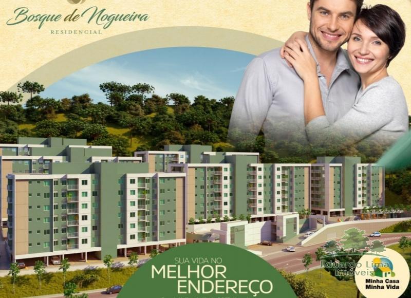Apartamento em Petrópolis, Nogueira
