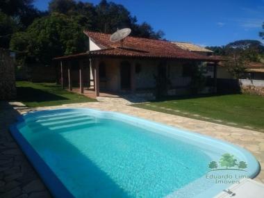 Casa em São pedro da aldeia - Rio de Janeiro - 2 Quartos
