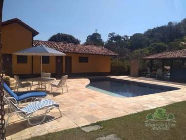 Sitio em Itaipava - Petrópolis - 4 Quartos