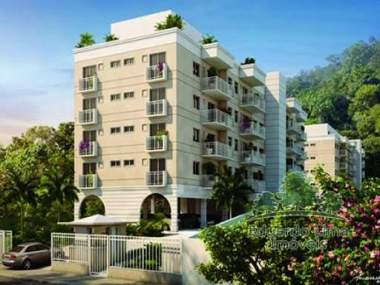 Apartamento em Itaipava - Petrópolis - 3 Quartos