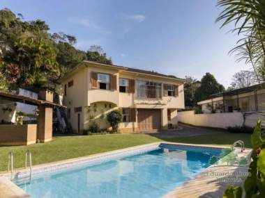Casa em Centro - Petrópolis - 5 Quartos