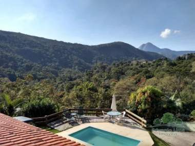 Casa em vale do cuiba - Petrópolis - 2 Quartos