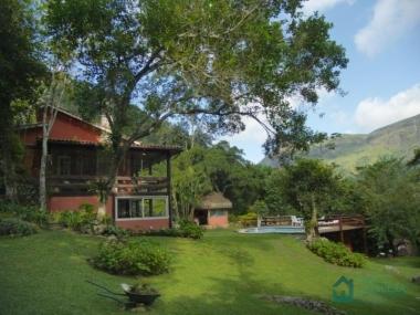 Cod [569] - Casa em Condomínio em Fazenda Inglesa , Petrópolis - RJ
