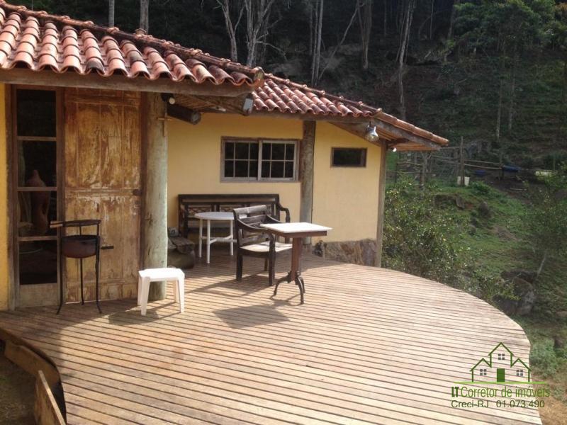 Fazenda / Sítio à venda em Vale das Videiras, Petrópolis - RJ - Foto 1