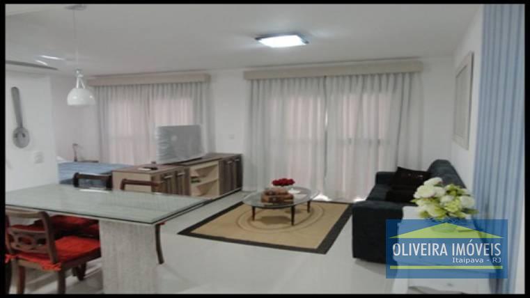 Apartamento em Petrópolis, Itaipava