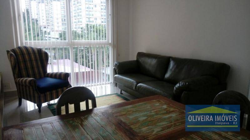 Apartamento para Alugar em Itaipava, Petrópolis - Foto 1