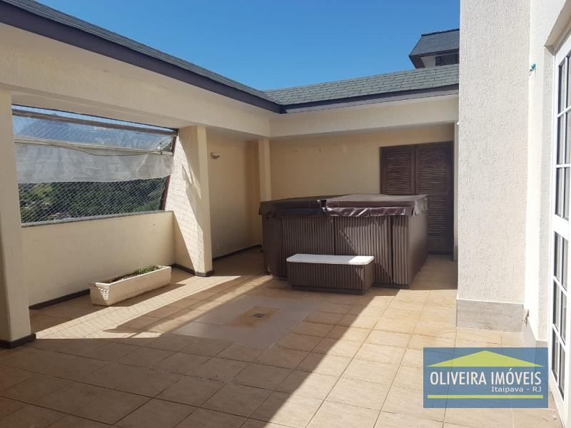 Cobertura para Alugar em Itaipava, Petrópolis - Foto 1