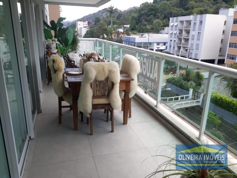 Apartamento à venda em Coronel Veiga, Petrópolis - Foto 1