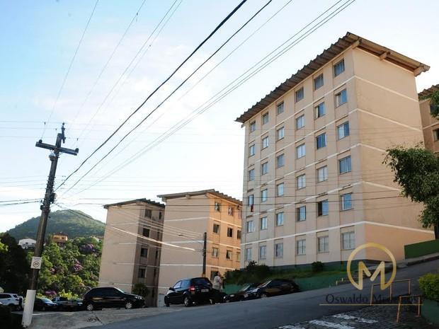 Apartamento em Petrópolis, São Sebastião