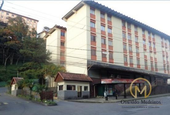 Apartamento para Alugar em São Sebastião, Petrópolis - Foto 1