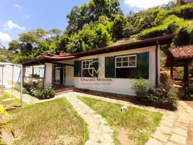 [CI 443] Casa em Itaipava, Petrópolis