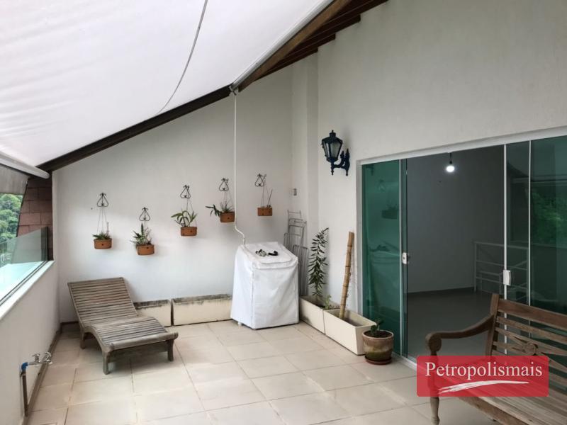 Cobertura à venda em Samambaia, Petrópolis - Foto 3
