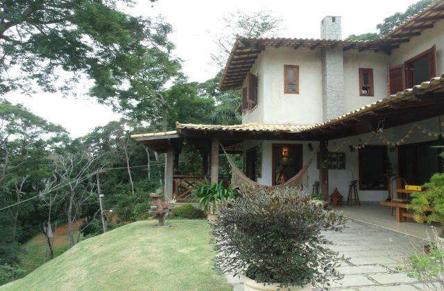 Casa para Alugar  à venda em Fagundes, Petrópolis - Foto 1