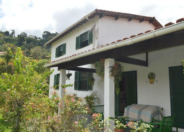 Casa para Alugar em Bonsucesso, Petrópolis - Foto 1