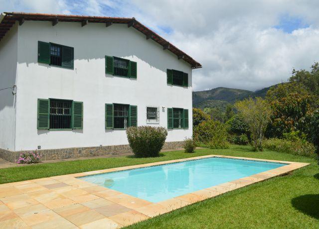 Casa para Alugar em Bonsucesso, Petrópolis - Foto 9