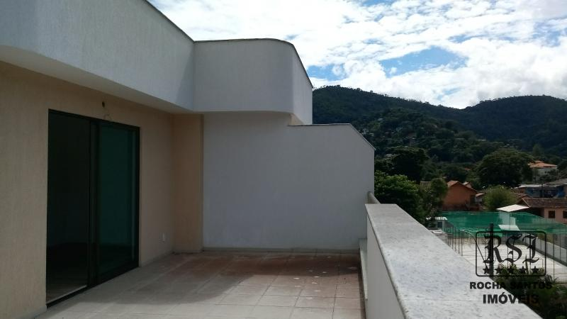 Cobertura à venda em Nogueira, Petrópolis - Foto 2