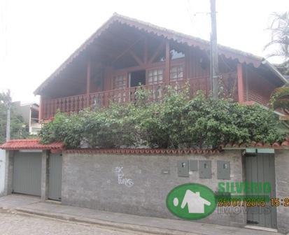 Casa à venda em São Sebastião, Petrópolis - RJ - Foto 1