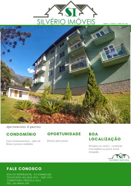 Apartamento para Alugar  à venda em Morin, Petrópolis - RJ - Foto 2
