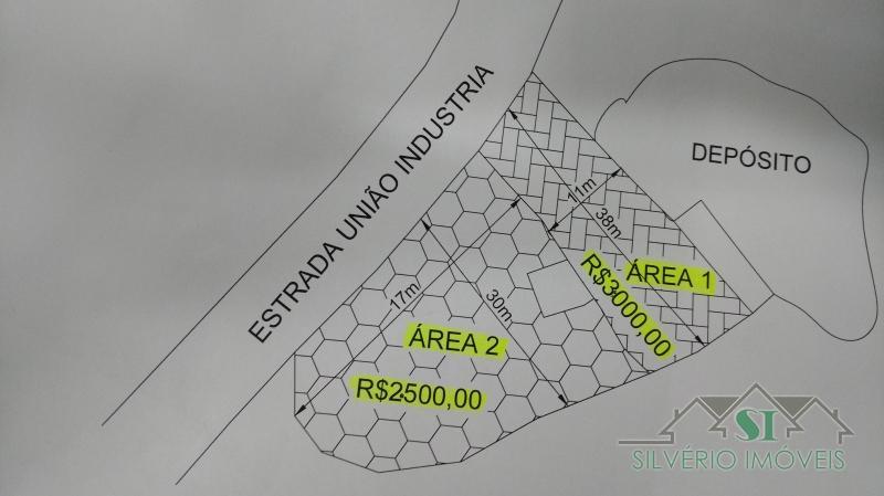 Lote/Terreno em Samambaia  -  Petrópolis - RJ