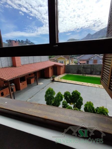 Casa em Estrada da Saudade  -  Petrópolis - RJ