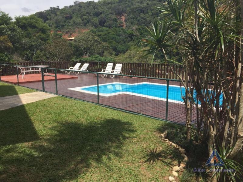 Casa para Temporada  à venda em Itaipava, Petrópolis - RJ - Foto 1