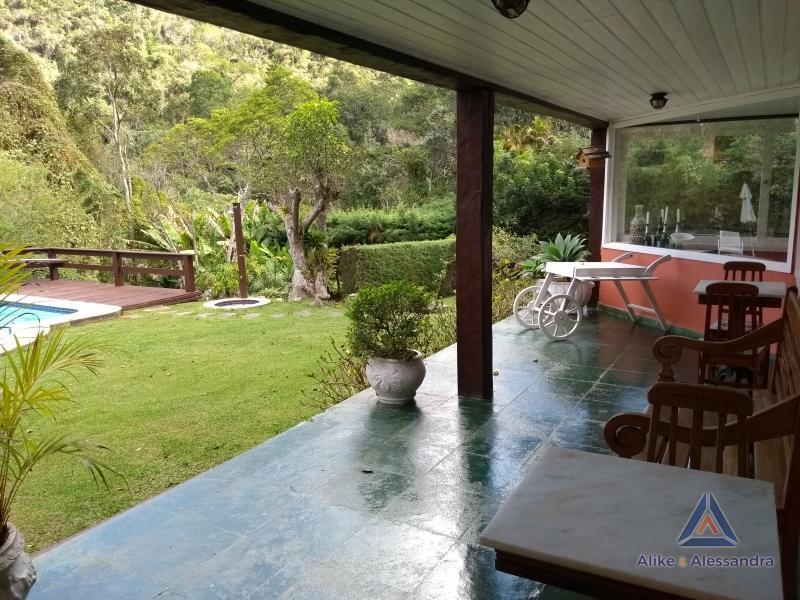 Casa para Alugar  à venda em Fazenda Inglesa, Petrópolis - Foto 11