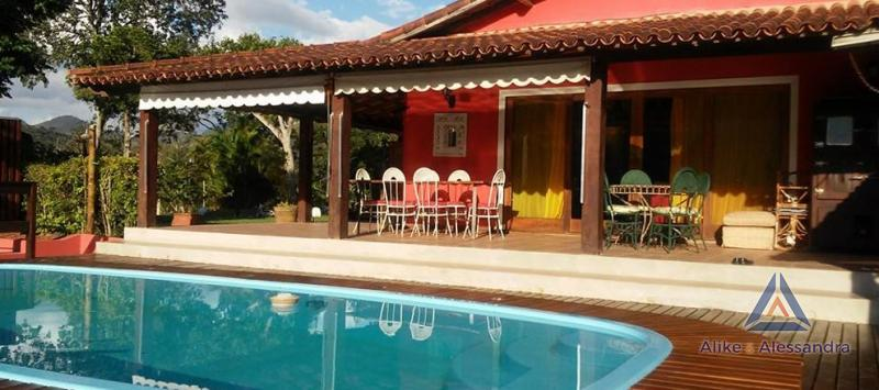 Casa para Temporada ,  para Alugar  à venda em Itaipava, Petrópolis - RJ - Foto 13