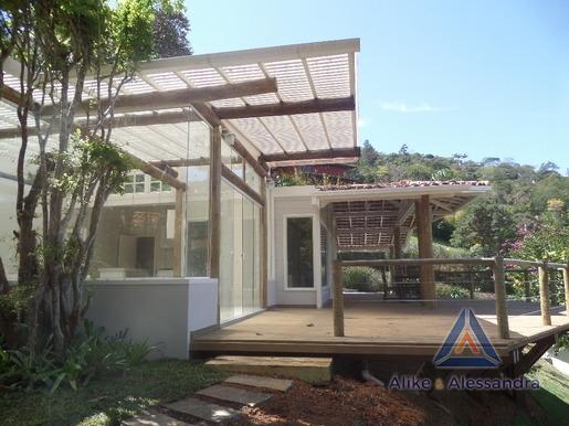 Foto - [100] Casa Petrópolis, Itaipava