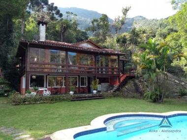 [CI 68] Casa em Fazenda Inglesa , Petrópolis
