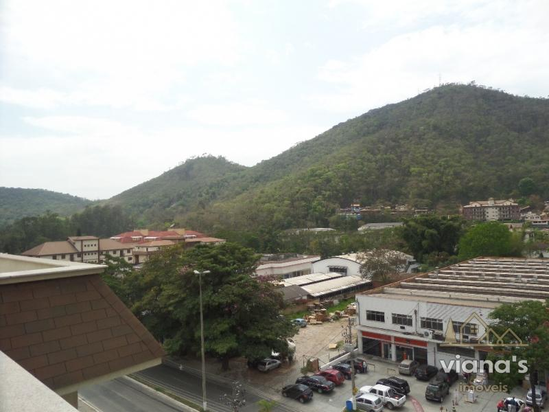 Cobertura à venda em Petrópolis, Itaipava