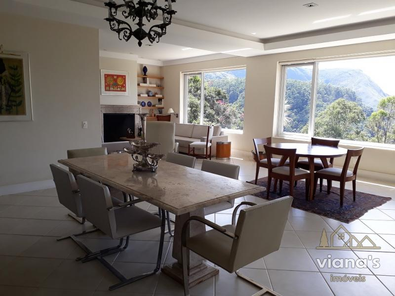 Casa para Temporada ,  para Alugar em Itaipava, Petrópolis - RJ - Foto 12