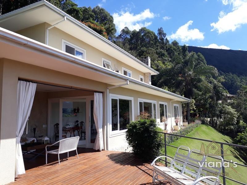 Casa para Temporada ,  para Alugar em Itaipava, Petrópolis - RJ - Foto 3