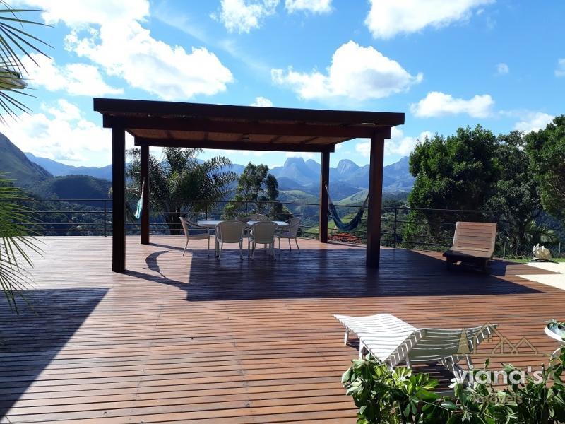 Casa para Temporada ,  para Alugar em Itaipava, Petrópolis - RJ - Foto 4