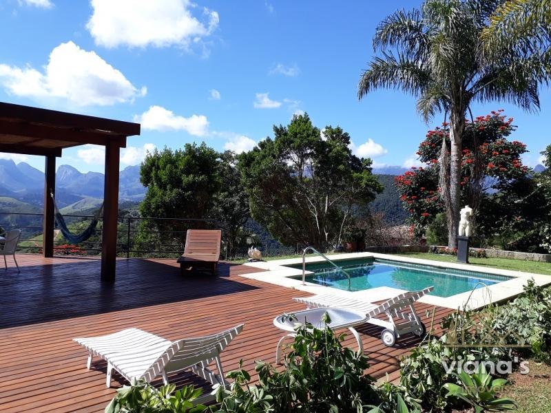 Casa para Temporada ,  para Alugar em Itaipava, Petrópolis - RJ - Foto 5