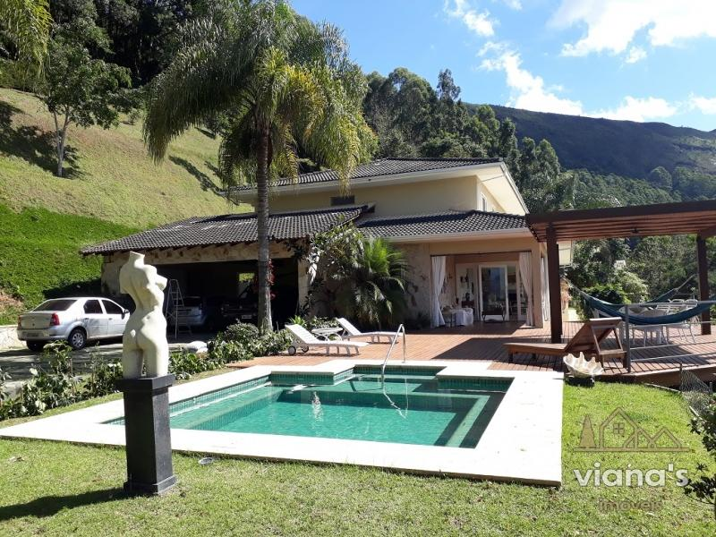 Casa para Temporada ,  para Alugar em Itaipava, Petrópolis - RJ - Foto 1