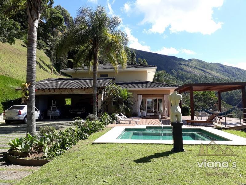 Casa para Temporada ,  para Alugar em Itaipava, Petrópolis - RJ - Foto 7