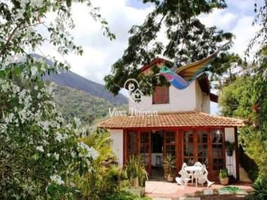 [CI 1160] Casa em Itaipava - Petrópolis/RJ