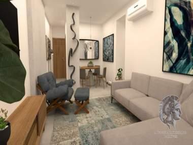 [CI 1009] Apartamento em Zona Sul, Rio de Janeiro/RJ